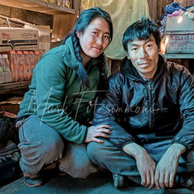 Mark Fitzsimmons Photography Himalayan Shopkeepers